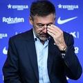 スペイン1部リーグ、FCバルセロナの前会長ジョゼップ・マリア・バルトメウ氏(2020年8月19日撮影、資料写真)。(c)Josep LAGO / AFP