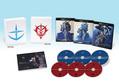 『機動戦士ガンダム 劇場版三部作 4KリマスターBOX』4K ULTRA HD Blu-ray&Blu-ray Disc 6枚組 特装限定版
