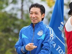【新潟2R】内田博「リズム重視で」グレアリングアイが初勝利