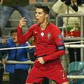 クリスティアーノ・ロナウドはハットトリックを達成した【写真:Getty Images】