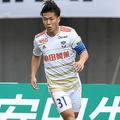 新潟キャプテンのMF堀米悠斗【写真:Getty Images】