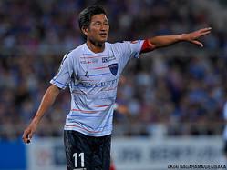 横浜FCがFW三浦知良と契約更新