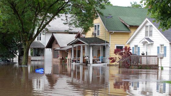 なぜ「100年に一度の洪水」は頻繁に起こるのか?
