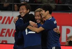 森保ジャパン、年内ラストマッチは4発快勝! 5戦無敗でアジアカップへ