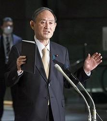 の 長男 首相 菅