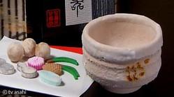 """山村美紗&紅葉も贔屓に!京都で153年続く老舗和菓子店の""""食べられるお茶碗"""""""