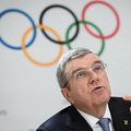 国際オリンピック委員会(IOC)のトーマス・バッハ会長(2020年1月11日撮影)。(c)FABRICE COFFRINI / AFP