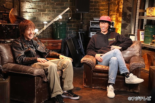 横山健&難波章浩がハイスタ活動休止と劇的な復活、そして現在に至るまでを腹を割ってトーク