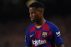 アンス・ファティがバルセロナを離脱か?U17スペイン代表でW杯参戦も