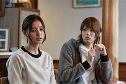 「重要参考人探偵」に出演する(写真左から)新木優子、古川雄輝/(C)テレビ朝日