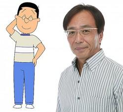 田中秀幸の3代目「マスオさん」の声がお披露目される ネットで反響続々