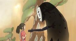 今夜よる7時56分〜  - (C) 2001 Studio Ghibli・NDDTM