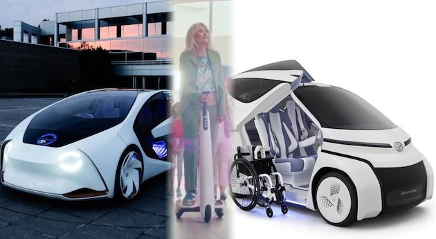 【東京モーターショー2017】トヨタConceptー愛iは「未来の愛車」。AIが乗員を理解し寄り添うパートナー的クルマ