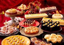 サンシャインシティプリンスホテル、栗や柿、梨など秋の食材を使ったスイーツ&ディナーブッフェ