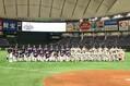 「サントリードリームマッチ2019」が東京ドームで開催【写真:荒川祐史】