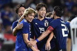 森保ジャパン初陣を勝利で飾る…伊東純也は「結果を出そうと思った」