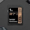 Lexarから世界初となる1TBのSDXCカードが登場 日本でも発売予定