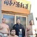 相撲部屋の知られざる運営実態とは(時事通信フォト)