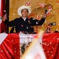 ペルーの大統領選の開票終了 急進左派ペドロ・カスティジョ氏の勝利近づく