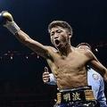 2019年5月18日WBSS準決勝、井上尚弥はエマヌエル・ロドリゲスにTKO勝ちを収めた【写真:Getty Images】