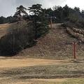 雁が原スキー場(2月4日、帝国データバンク撮影)