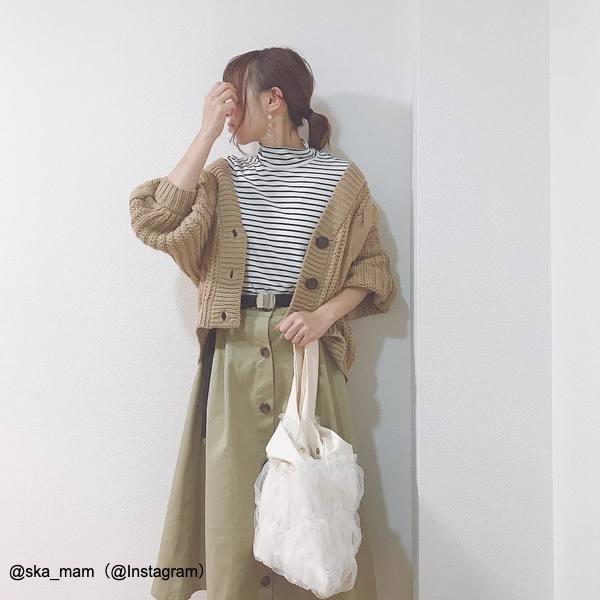 [画像] 全身しまむらでもオシャレ♡秋のお手本コーデ4つ