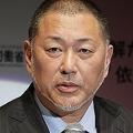 清原和博氏の長男は、慶応大学・野球部への入部を希望しているという(時事通信フォト)