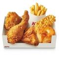 自宅こもりに最適 KFCメニュー