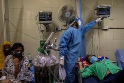 印首都でコロナ重症者用ベッド不足が深刻化、地元当局が連邦政府に窮状訴え