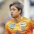 J1リーグ通算で105試合に出場し4得点を記録している松原后。写真:茂木あきら(サッカーダイジェスト写真部)