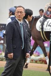 数々の名馬を世に送り出した調教師・角居勝彦氏