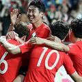 韓国代表メンバーが発表! Jリーガーは3名、ソン・フンミンら主力も順当選出《カタールW杯予選》