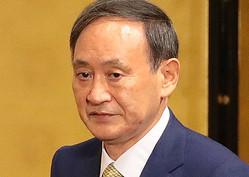 菅首相が赤っ恥(C)日刊ゲンダイ