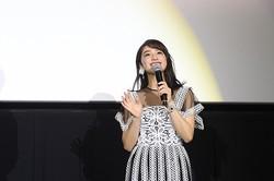 平祐奈が名古屋での舞台あいさつに登壇した/(C)2017 「みせコド」製作委員会 (C)2012 水波風南/小学館
