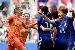 女子W杯決勝Tの組み合わせが決定…なでしこは2大会連続でオランダとの対戦に