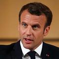 マクロン氏が国際会議で演説 「世界は戦争寸前とも言える危機状態」