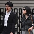 小室圭さんと母の小室佳代さん