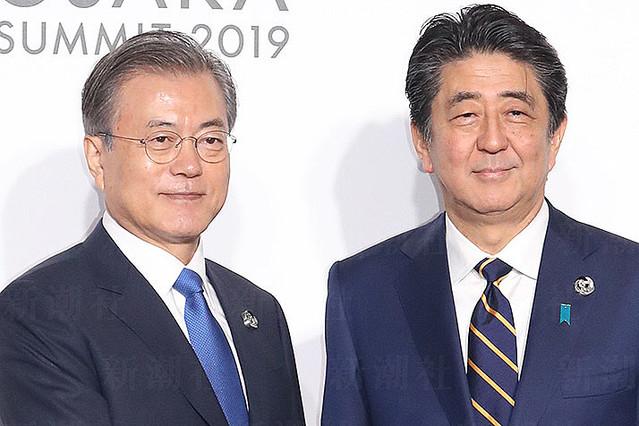 [画像] 韓国で進む日本語狩り 「チャンポン」「カラオケ」「大統領」は使ってはならない?