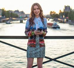 「エミリー、パリへ行く」シーズン2が決定