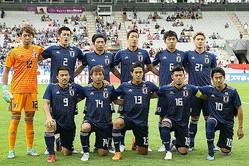 ロシア・ワールドカップで日本はグループリーグを突破できるのか。写真:滝川敏之(サッカーダイジェスト写真部)
