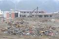 被災当時の校舎