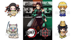 TVアニメ「鬼滅の刃」と歌舞伎座が初のコラボイベントを実施!