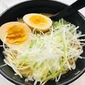 かっぱ寿司の「とんこつ麺」実食