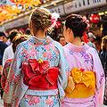 2月の中国人訪日客数 72.4万人から8.7万人と前年同月比で87.9%減