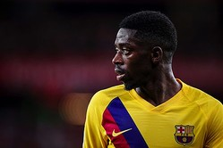 PSG移籍が噂されたデンベレ、バルサ残留の理由を明かす「ここは夢のクラブだ」
