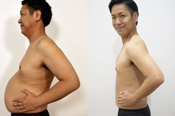 腎臓がんを克服…はんにゃ川島「だしオイル」で12キロ痩せた