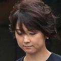 '16年9月、都内の有名幼稚園の入園説明会に参加した秋元。この日、生田の姿はなくひとりで