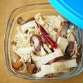 たくさん作りたい!秋のヘルシー常備菜「きのこのマリネ」 by:料理家 村山瑛子さん