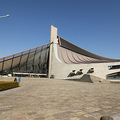東京は、国立代々木競技場 第一体育館で2日間開催する。