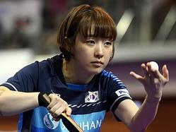 日本に完敗の韓国女子卓球、コロナ以降初の大舞台だったが結果残せず